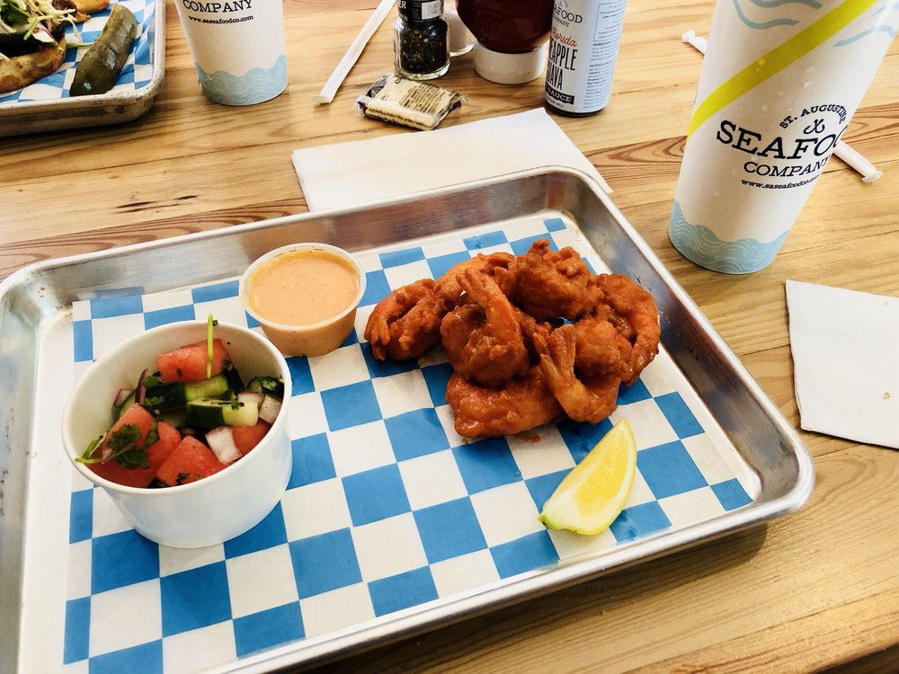 St. Augustine Seafood Company