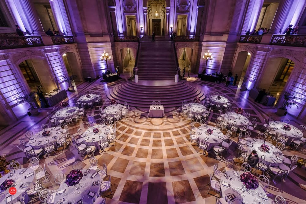 Photo of Impact Lighting u0026 Production - Richmond CA United States. San Francisco & San Francisco City Hall wedding Photo © Loic Nicolas Photography ... azcodes.com