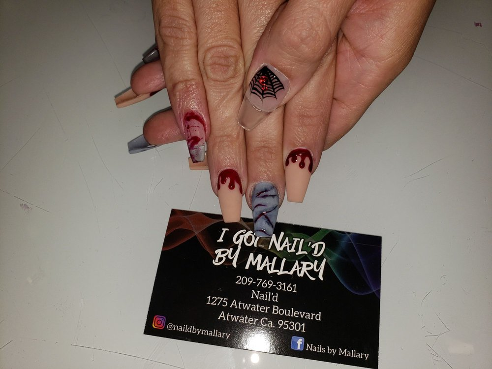 Nail'd: 1275 Atwater Blvd, Atwater, CA