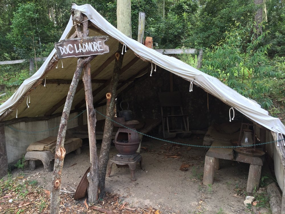 The Original Gold Rush Colony