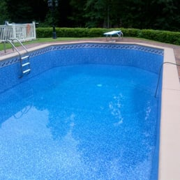 Grecian shaped swimming pool yelp for Grecian pool shape