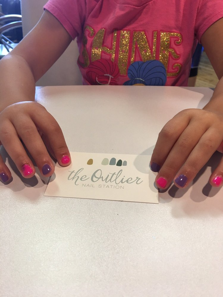 Kids, birthday, under 12?? Come on in for a complimentary manicure ...