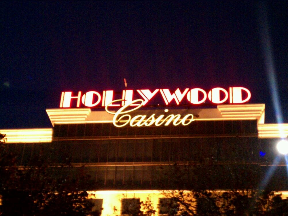 New hollywood casino st louis mo
