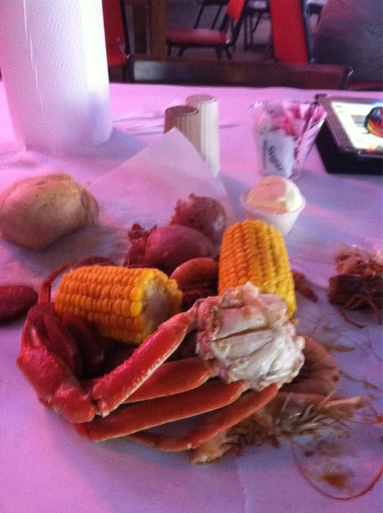 The hungry cajun yelp for Crazy fish restaurant