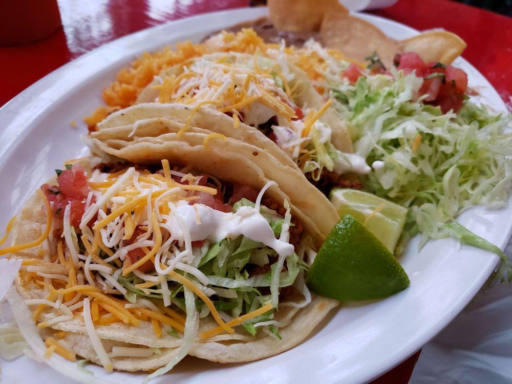 Food from California Taco