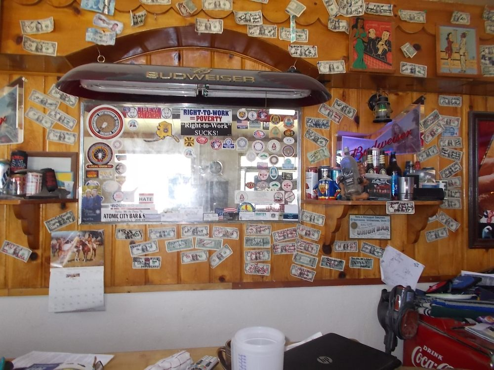 Atomic City Bar & Store: 1772 N 2650th W, Atomic City, ID