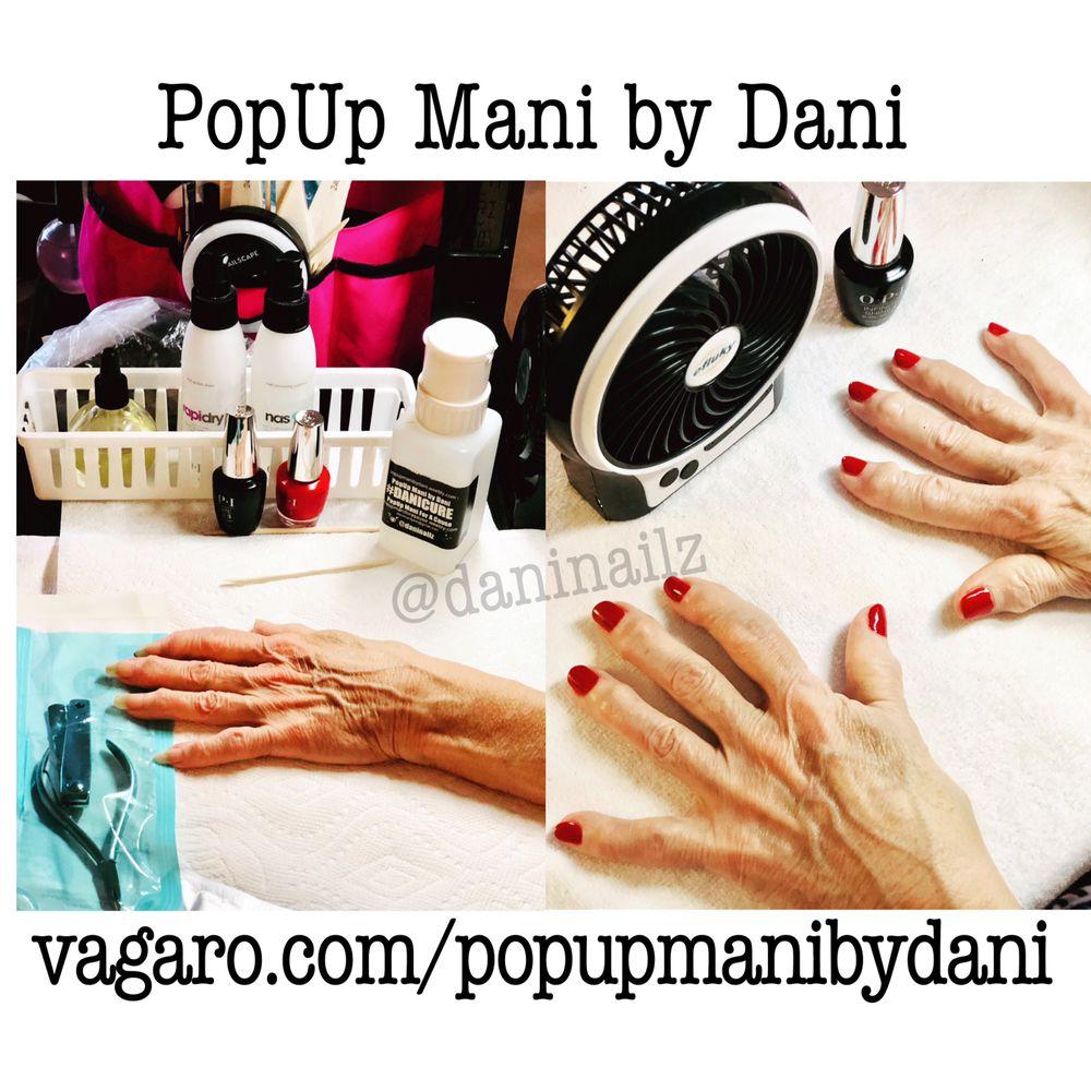 PopUp Mani by Dani: Boston, MA