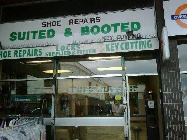 Shoe Repair Dalston