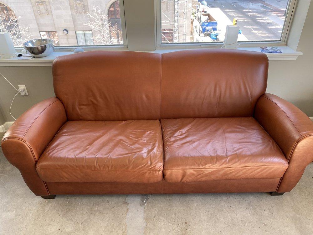 Tulsa Leather Care: 1006 W Taft, Sapulpa, OK
