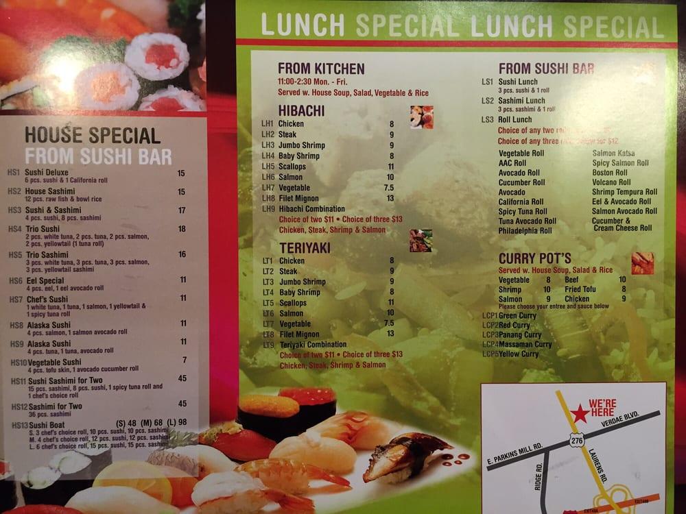 Hibachi Cafe Near Me