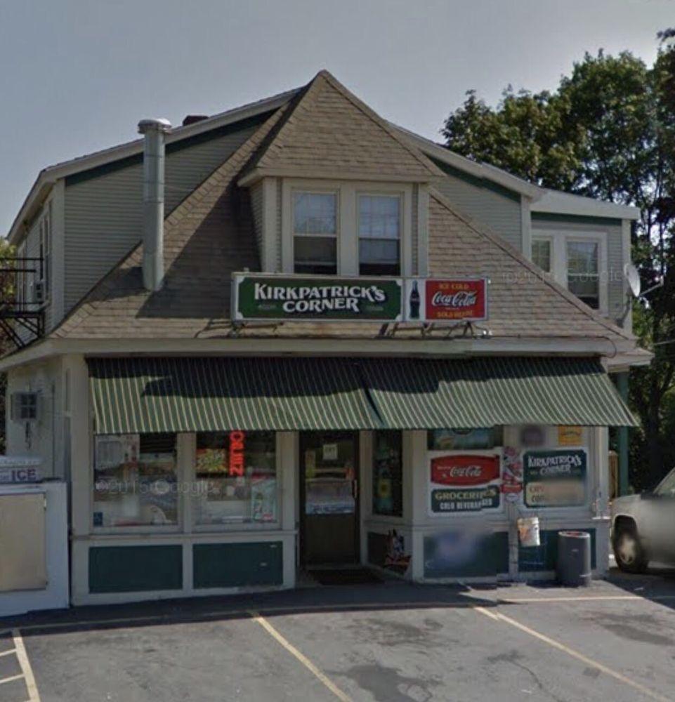 Kirkpatricks Corner: 125 Concord St, Nashua, NH