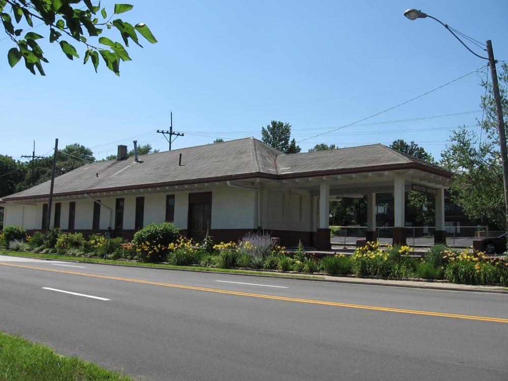 Big Bend Railroad Club: 8833 Big Bend Blvd, Webster Groves, MO