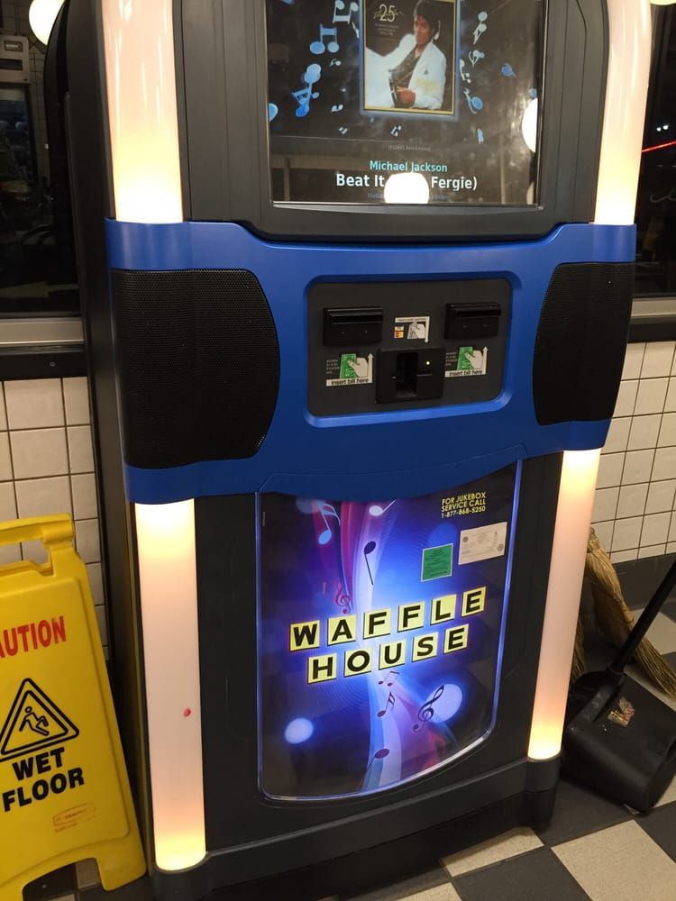 A jukebox yelp for Waffle house classic jukebox favorites