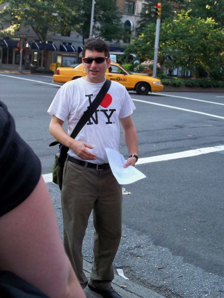 Jared The NYC Tour Guide: 368 E 8th St, New York, NY