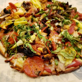P O Of Blast 825 Pizza Roseville Ca United States