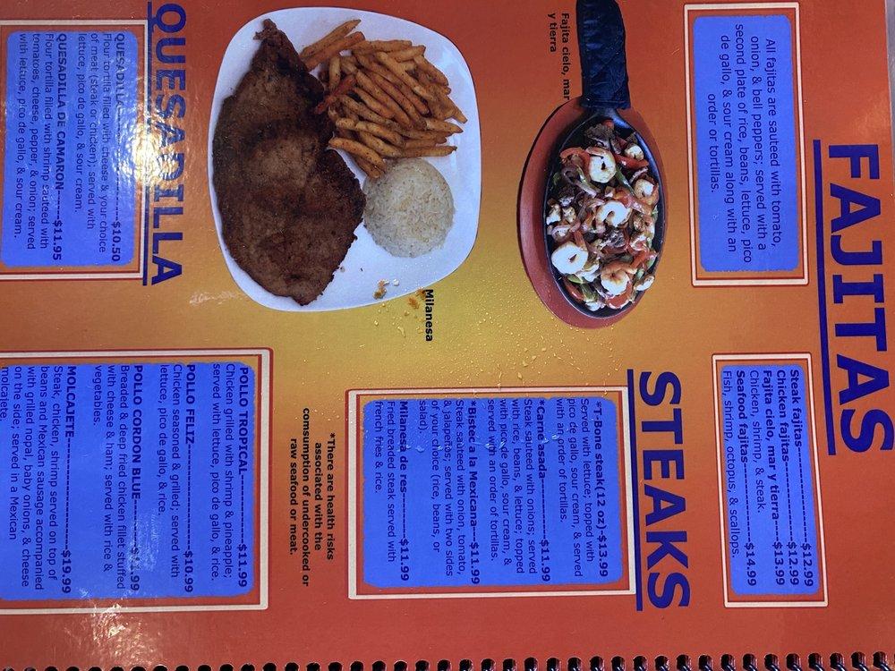 La Bamba Mexican Restaurant: 3015 23rd St, Columbus, NE