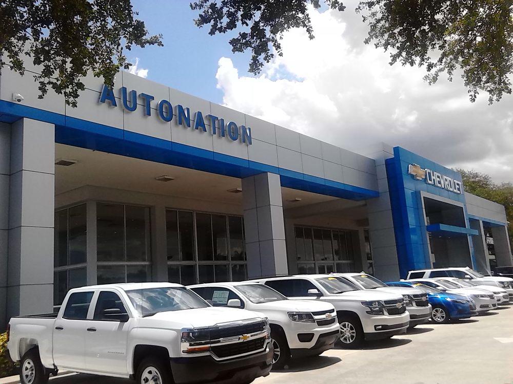 Autonation Pembroke Pines >> Autonation Chevrolet Pembroke Pines Yelp
