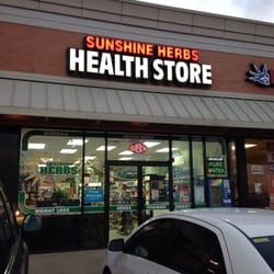 Sunshine Herbs Health Store Health Markets 1205 N Saginaw Blvd