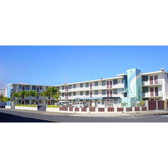 Harbor Arms Apartment Hotel