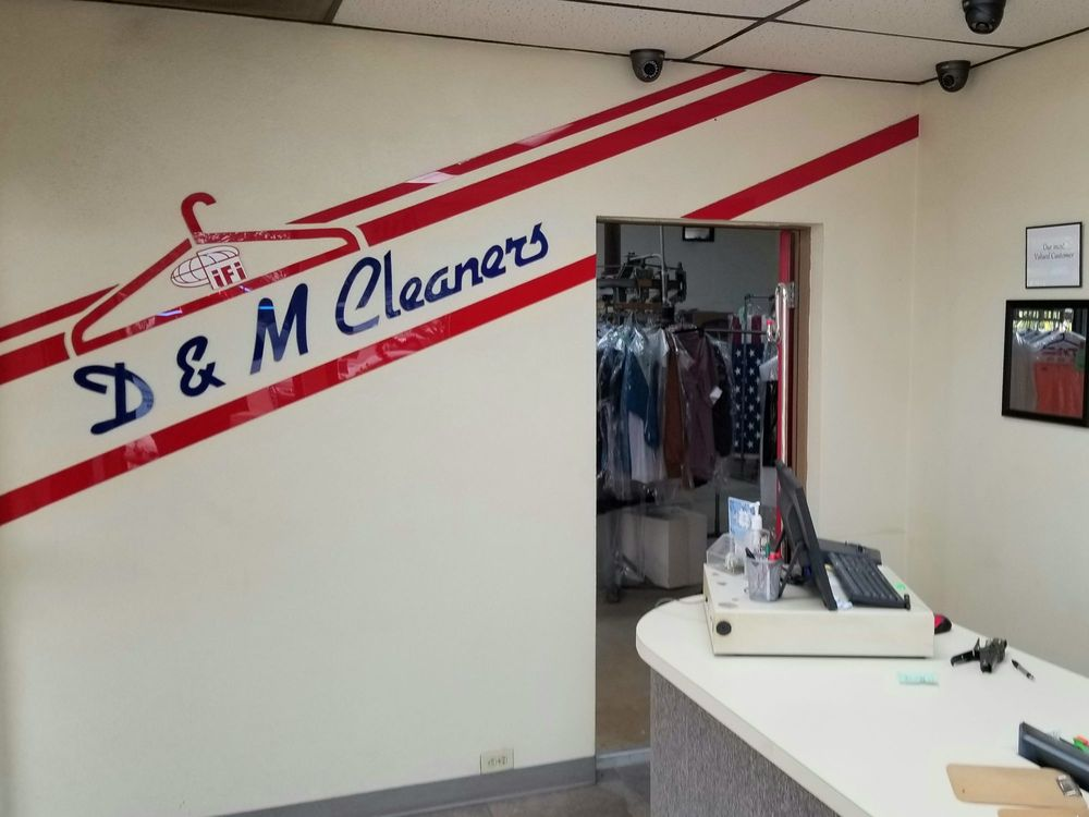 D & M Cleaners: 701 S Closner Blvd, Edinburg, TX