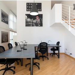 Fondamenta 10 foto spazi per condivisione uffici via for Uffici condivisione milano