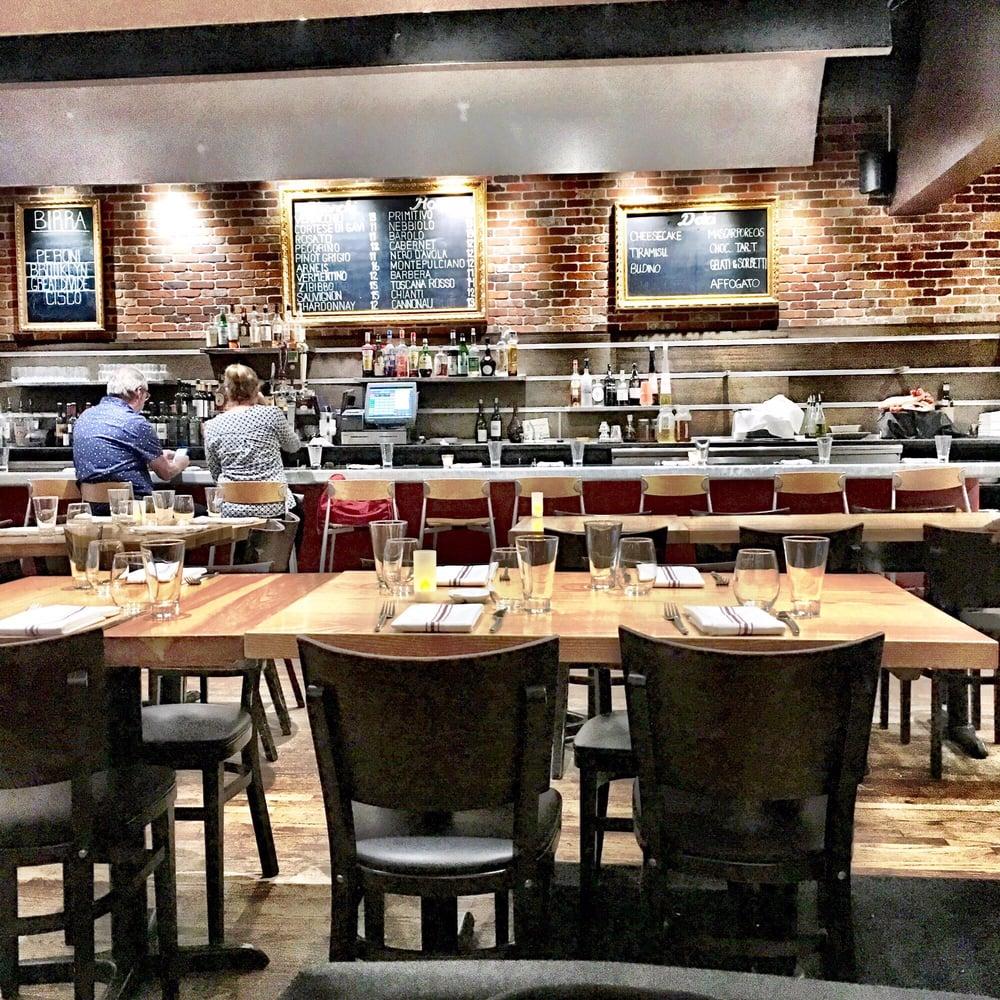 Italian Restaurant Wellesley