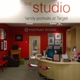 target portrait studio