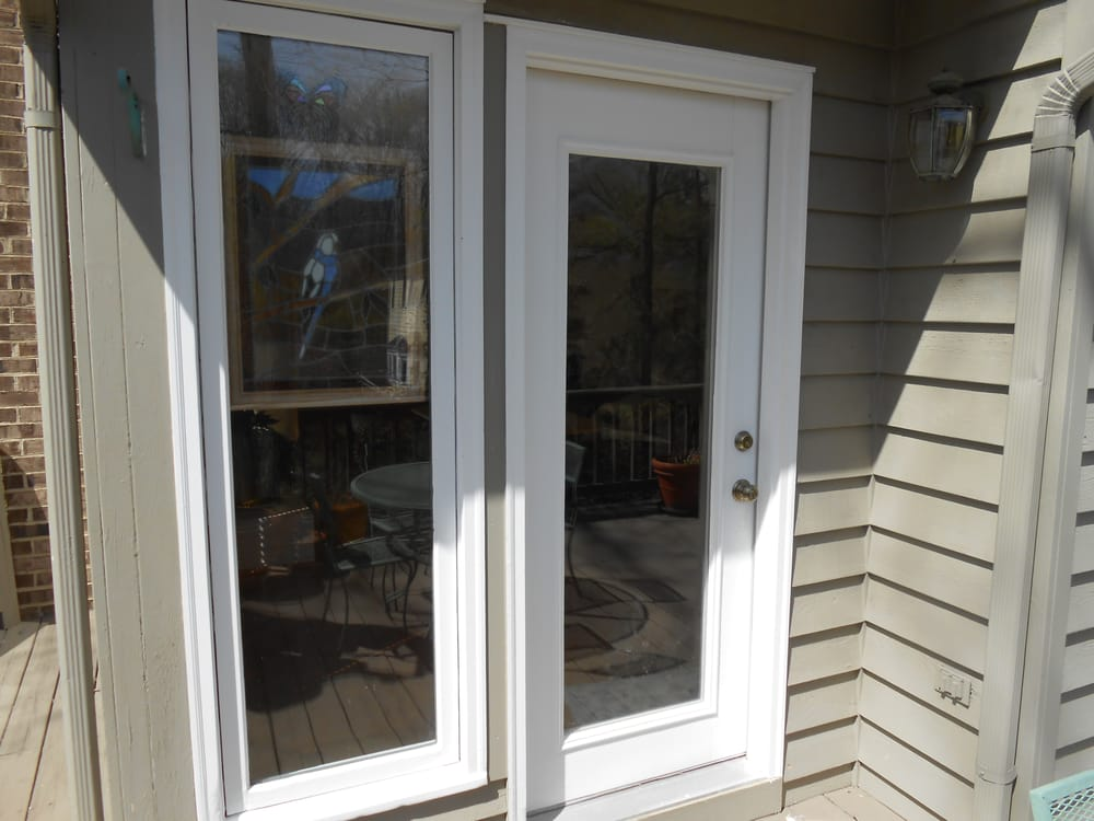 Broken Or Fogged French Door Patio Door Glass Replacement