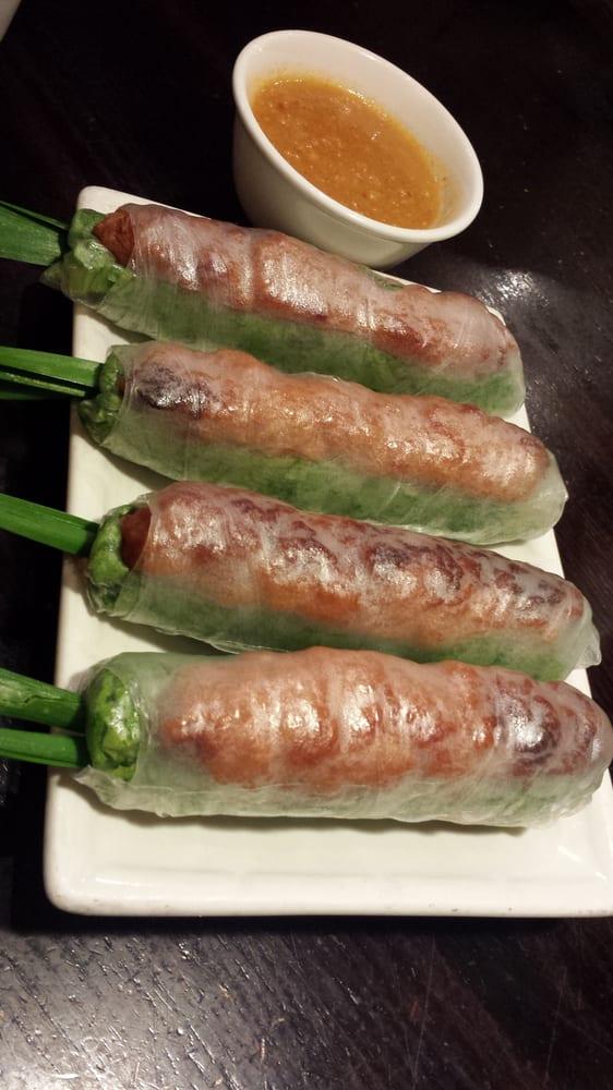 how to make nem nuong cuon
