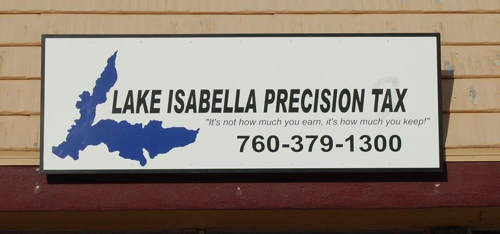 Lake Isabella Precision Tax: 5105 Lake Isabella Blvd, Lake Isabella, CA