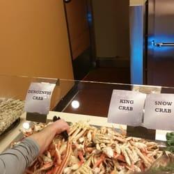Lucky casino buffet