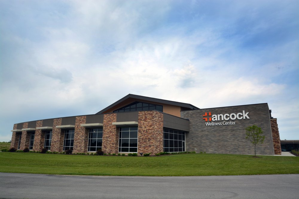 Hancock Wellness Center: 8505 N Clearview Dr, McCordsville, IN