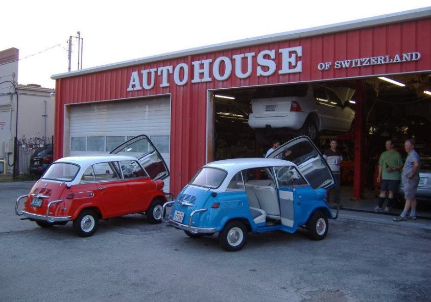 Autohouse Of Switzerland: 3402 San Jacinto St, Houston, TX