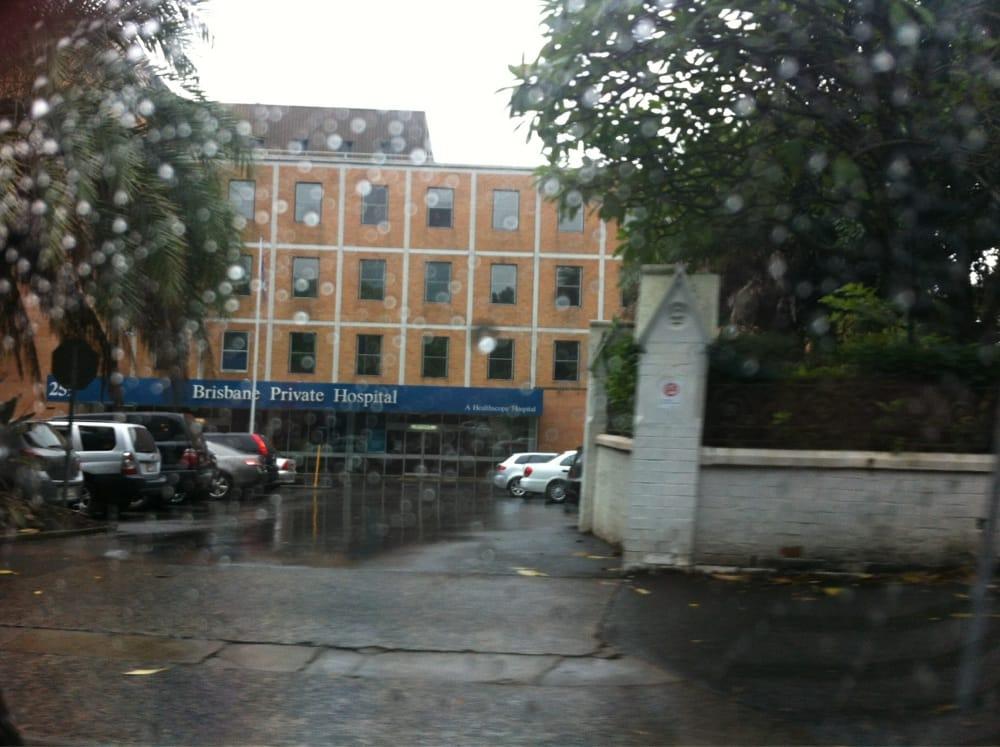 brisbane private hospital sundhedscentre 259 wickham