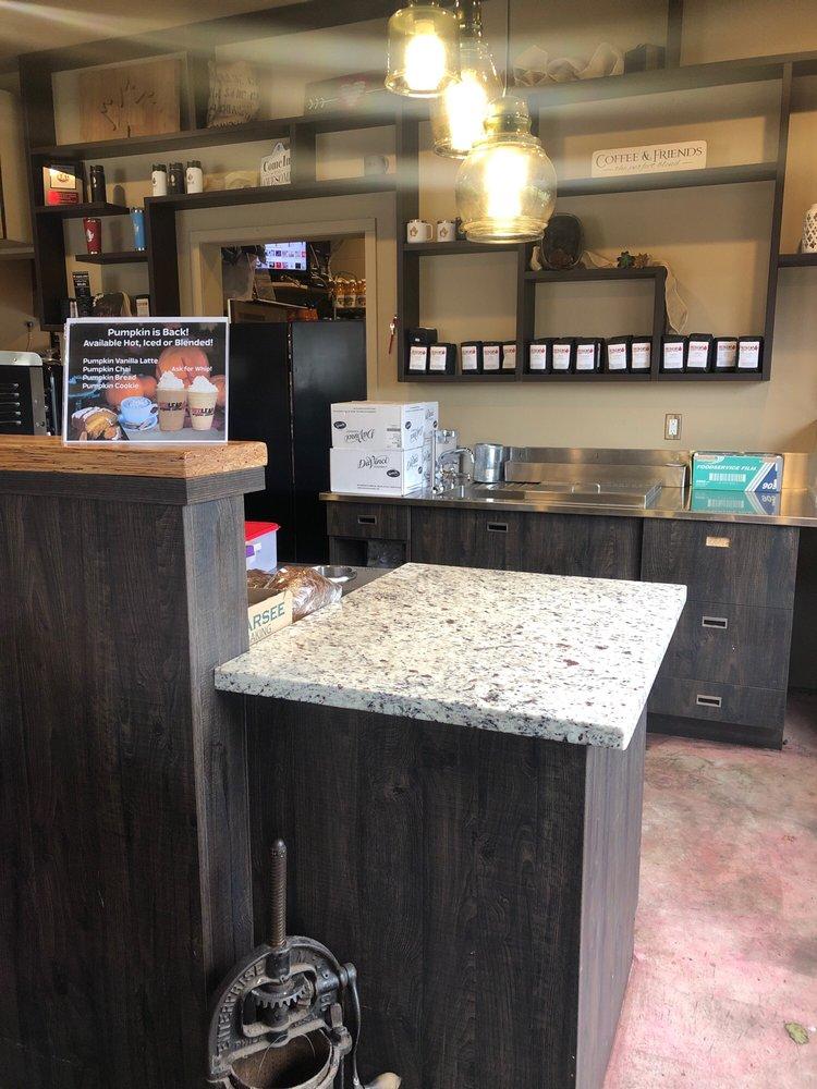Red Leaf Organic Coffee: 3202 Ocean Beach Hwy, Longview, WA