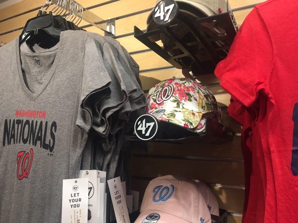 Home Plate Nationals Team Store: 1500 S Capitol St SE, Washington, DC, DC