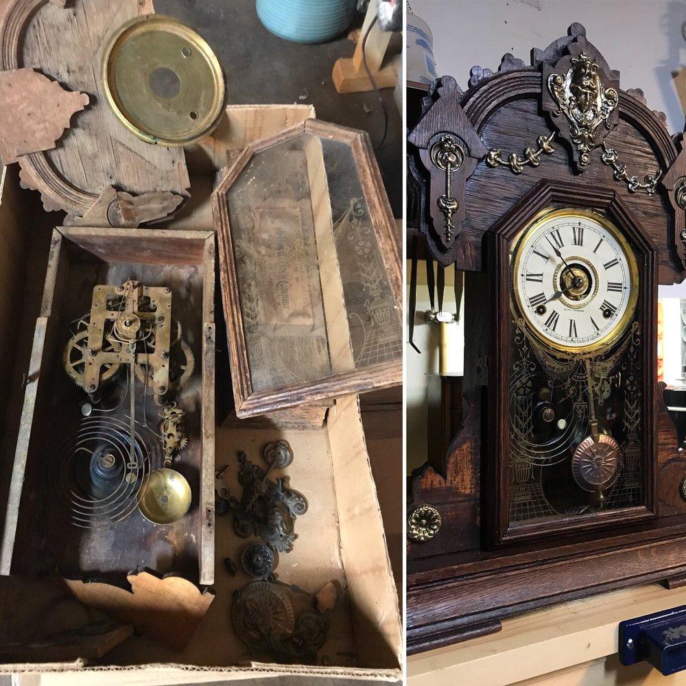 Hix Clock & Watch Repair: 1748 Beechwood Ln, Abilene, TX