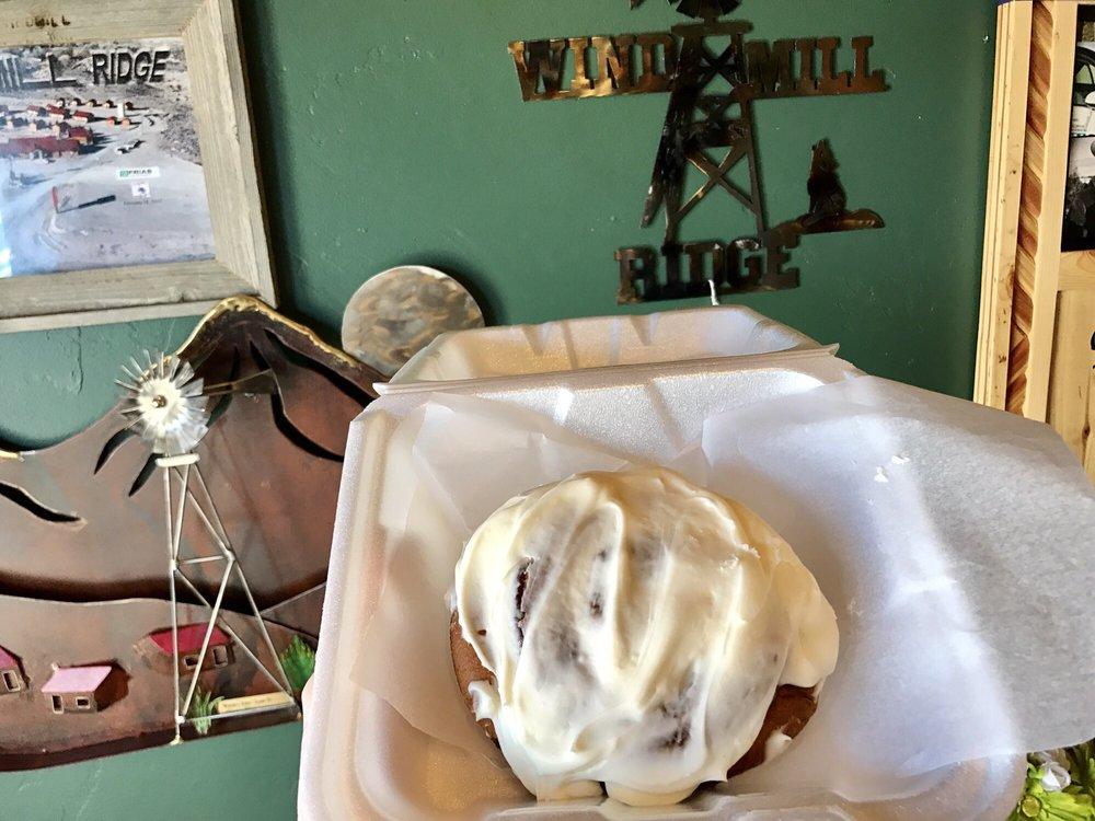 Windmill Ridge Restaurant: 2111 Windmill Cir, Alamo, NV