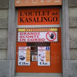 L\'Outlet del Kasalingo - Home & Garden - Reviews - Milan, Italy ...