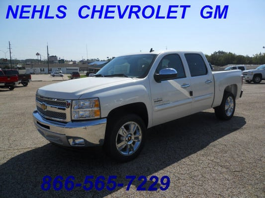 Nehls Chevrolet 4801 East End Blvd S Marshall, TX Auto Dealers ...
