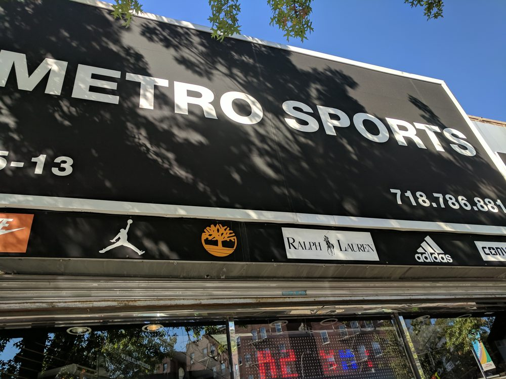 Metro Sports: 4513 Greenpoint Ave, Sunnyside, NY