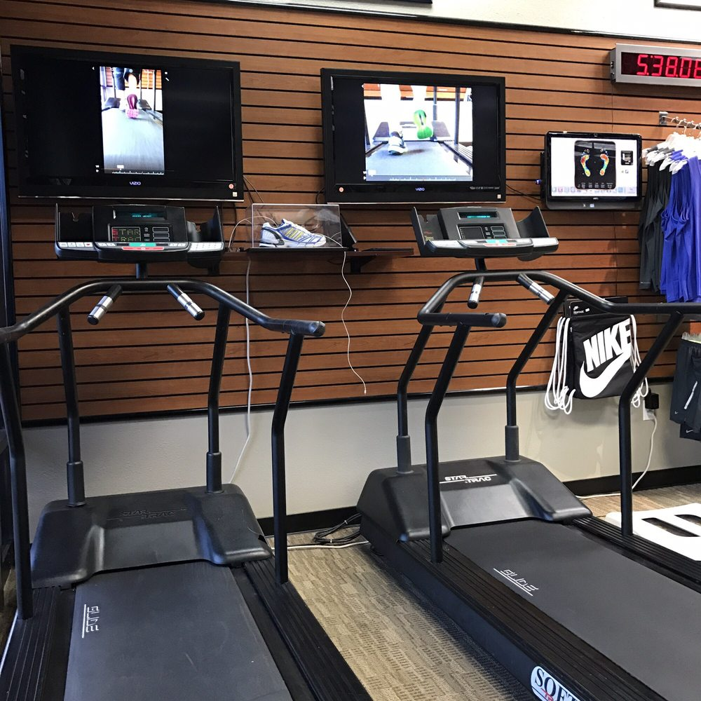 A Snail's Pace Running Shop: 24451 Alicia Pkwy, Mission Viejo, CA