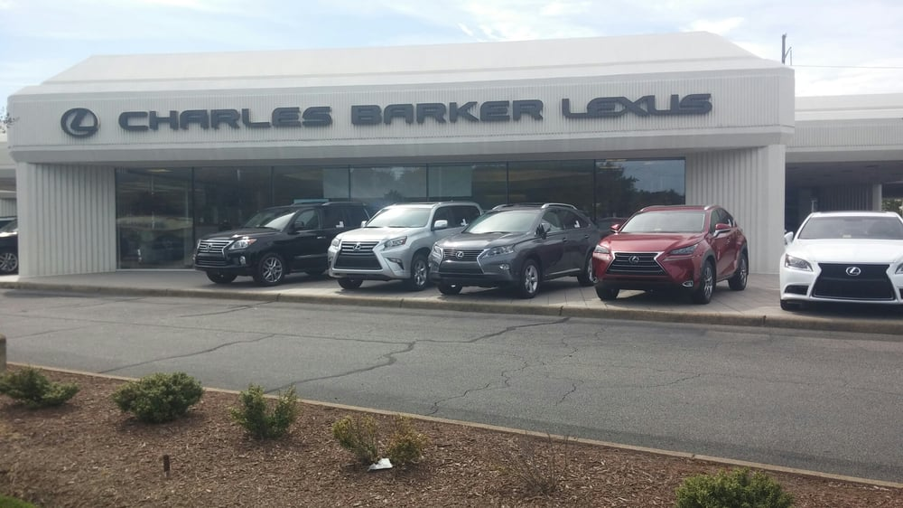 Charles Barker Lexus >> Charles Barker Lexus of Virginia Beach if located right on ...