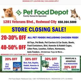 Pet Food Depot Near Me