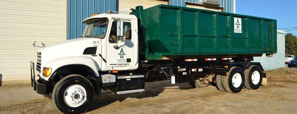 Arrow Waste: 4039 Bonsal Rd, Conley, GA