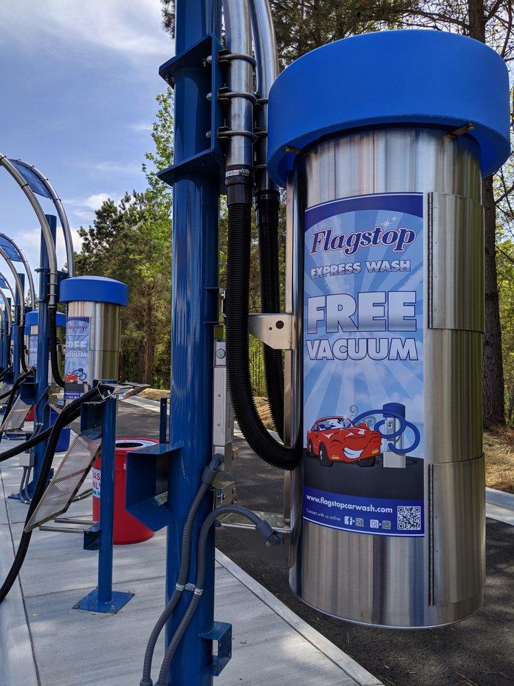 Flagstop Car Wash: 10095 Beechwood Center Dr, Ashland, VA