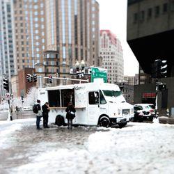 Clover Food Truck