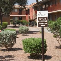 Arville Park Apartments Las Vegas Nv