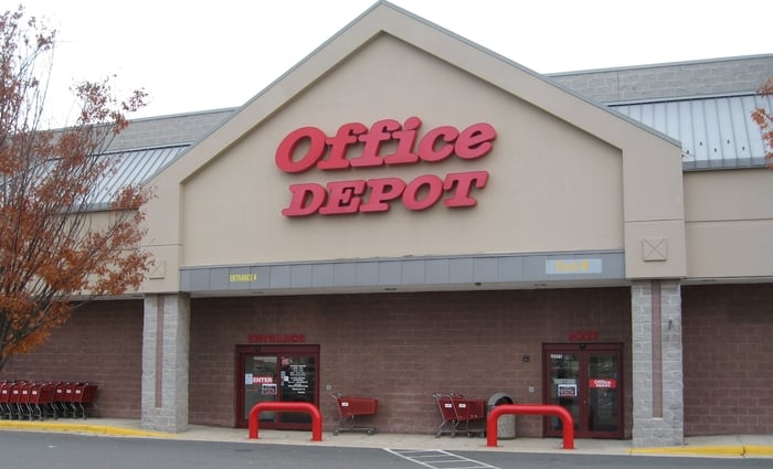 Office Depot, Inc. is a global supplier of office products and services. The company was incorporated in with the opening of our first retail store in Fort Lauderdale, Florida. Formed by the merger of Office Depot and OfficeMax, Office Depot, Inc. is a leading global provider of products.