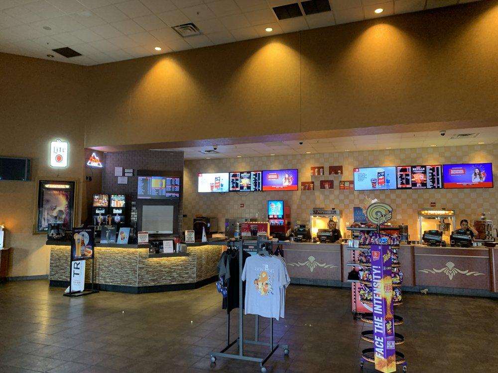 Social Spots from Cinemark 14 Wichita Falls
